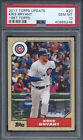 2013 Bowman Chrome Kris Bryant Autograph Lands in 2014 Bowman Inception 15
