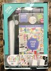 NIB The Happy Planner Accessory Kit Stickers Note Paper Pouch 2194 Pieces