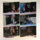 PROMO CARD SET: AMERICAN HORROR STORY (Breygent) SIX WAYS TO DIE SDCC (Holofoil)