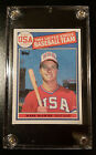 Mark McGwire Signs Autograph Deal with Topps 10