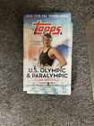 2016 Topps US Olympic & Paraolympic Team Hopefuls Hobby Box Sealed