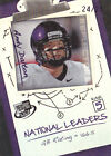 Andy Dalton Cards, Rookie Card Checklist and Autographed Memorabilia Guide 16