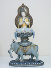 Lladro 1927 Wisdom of Buddha High Porcelain Perfect Condition Limited Edition