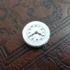Trench Fob Watch Enamel Dial 22.35mm WWI Dial & Movement Spares Parts & Repair