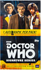 2017 Topps Doctor Dr. Who Trading Cards Hobby Pack Box (Sealed)