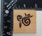 Paper Inspirations Rosettes Rubber Stamp E10742