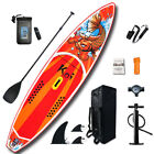 Funwater Inflatable Stand up paddle board SUP Surfboard 116336 Kayak