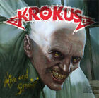KROKUS - ALIVE AND SCREAMIN' ORIGINAL '86 ARISTA RECORDS ISSUE MADE IN JAPAN CD