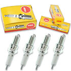 4pcs Diamo TRACER 250 NGK Standard Spark Plugs 250 Kit Set Engine lv