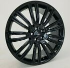 22 fits Range Rover Dynamic Style Wheels HSE Sport Land Rover Gloss Black Rims