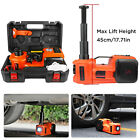 Electric Car Jack 5 Ton 3 in 1 12V 5T Hydraulic Floor Jack Lift Tire Repair Tool