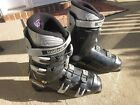 Koflach Ski Boots SC799 29.5 Black Silver Integrated Tech Power Control VG Used