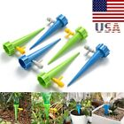 Plant Self Watering Adjustable Stakes Device Automatic Spikes Irrigation System