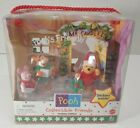 Disney Winnie the Pooh Collectible Friends Holiday Edition New Mattel1999