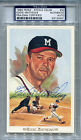 Eddie Mathews Cards and Autographed Memorabilia Guide 28