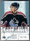 Ryan Kesler Rookie Card Checklist 30