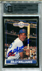 Billy Williams Cards, Rookie Card and Autographed Memorabilia Guide 40
