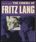 Paul M JENSEN The Cinema of Fritz Lang First Edition 1969