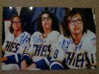 Foil Up with Hanson Brothers Hockey Cards 19