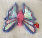 Ty Beanie Baby Flitter The Butterfly (1999) MWMT,8.5 WINGSPAN Stuffed Animal Toy