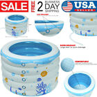Baby Swimming Pool Child Inflatable Bathtub Portable Pad Pool Ball Pool US