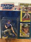 MLB Starting Lineup Jose Canseco Action Figure Texas Rangers 1993 Kenner