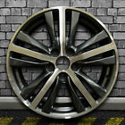 Dark Sparkle Charcoal Machined Factory Wheel for 2016 18 Infiniti QX60 18x75