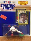 Starting Lineup Ozzie Smith 1990 action figure And Rookie Year Card