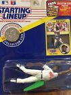 1991 Kenner Starting Lineup MLB Kirby Puckett Minnesota Twins Figure Card Coin