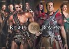 2012 Rittenhouse Spartacus Trading Cards 29