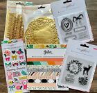 Lot of NEW NIP Maggie Holmes Crate Paper Gather Chasing Dreams FREE SHIPPING