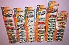 BIG LOT OF 42 MATCHBOX POLICE  FIRE DIE CAST NEW 2013 2018