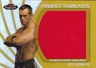 Rich Franklin Cards and Autographed Memorabilia Guide 12