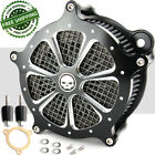 Air Cleaner intake filter for Harley Touring Electra Street Glide Road King 08+