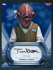 2016 Topps Star Wars Card Trader Physical Trading Cards 30