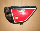 Suzuki GT 185 Left LH Side Panel / Cover / Fairing / Sidepanel GT185 125