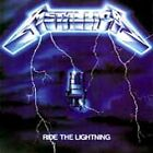 Ride the Lightning CD Metallica 1984 Trapped Under Ice Fight Fire With Ktulu OOP