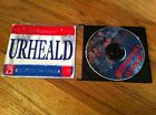 The Drive By Faith Healers UrHealed You Are Healed Heavy Metal Demo promo CD