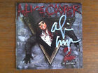 Alice Cooper Welcome 2 My NIghtmare cd booklet Cooper signed Hollywood Vampires