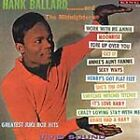 Hank Ballard and the Midnighters - Their Greatest Hits (CD, 1988, King Records)