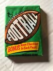 Visual History to Topps Vintage Football Wrappers: 1950 -1980 41