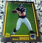 Top Drew Brees Rookie Cards to Collect 46