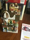 1999 Lemax Caddington Village Conover's Lamps Christmas Shop NIB