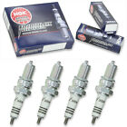 4pcs Benelli-Motobi 354 SPORT NGK Iridium IX Spark Plugs 350 Kit Set Engine xa