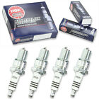 4pcs Derbi GPR-50 NGK Iridium IX Spark Plugs 50 Kit Set Engine fb