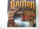Britton  Unleashed  Signed  CD