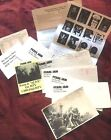 RARE Pearl Jam Rare Fan Club Mailings, Postcards, CBGB Note, and More, 1991-1992