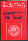 Agatha CHRISTIE Appointment With Death First Edition 1996