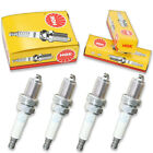 4pcs 09-14 Sherco 1.25 TRIALS 2T NGK Standard Spark Plugs 125 Kit Set Engine er