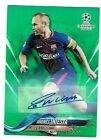 2017-18 Topps Chrome UEFA Champions League Soccer Cards 53